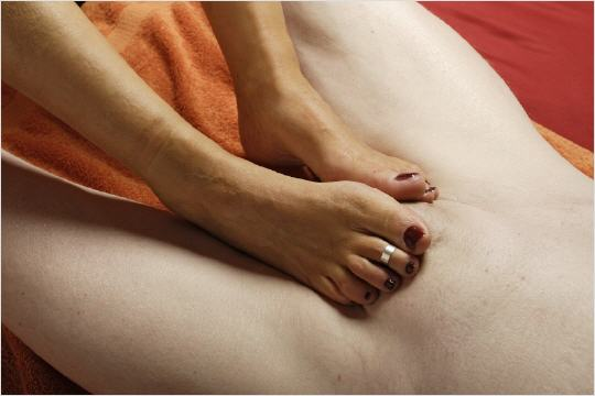 erotische fuss massage single kennenlernen